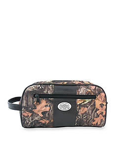ZEP-PRO Mossy Oak Mississippi State Bulldogs Camo Toiletry Shave Kit