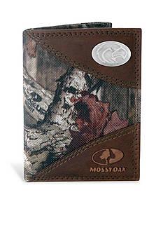ZEP-PRO Mossy Oak Southern Miss Golden Eagles Tri-fold Wallet