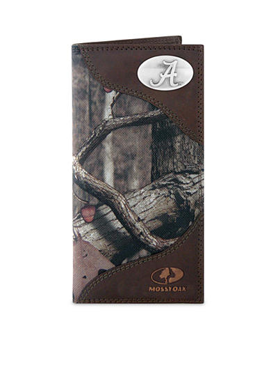 ZEP-PRO Mossy Oak Alabama Crimson Tide Secretary Wallet