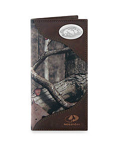 ZEP-PRO Mossy Oak Arkansas Razorbacks Secretary Wallet