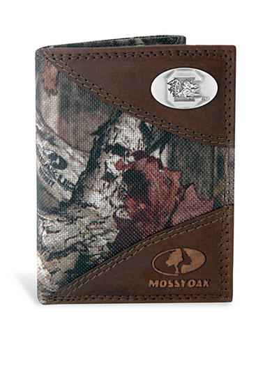 ZEP-PRO Mossy Oak South Carolina Gamecocks Tri-fold Wallet