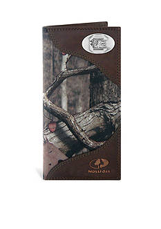 ZEP-PRO Mossy Oak South Carolina Gamecocks Secretary Wallet
