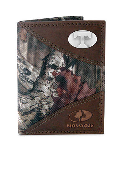 ZEP-PRO Mossy Oak Tennessee Volunteers Tri-fold Wallet