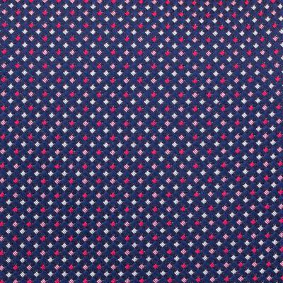 Nautica Mens: Pink Nautica Marina Dotted Tie