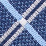 Young Men: Nautica Accessories: Blue Nautica Lookout Grid Tie
