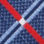 Young Men: Nautica Accessories: Red Nautica Lookout Grid Tie