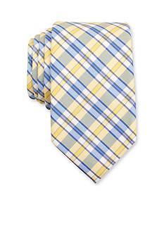 Nautica Commodore Plaid Tie