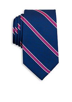 Nautica Anchor Stripe Tie