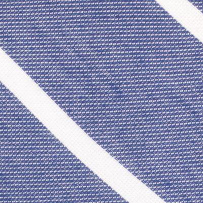 Young Men: Nautica Accessories: Navy Nautica Hammock Stripe Tie