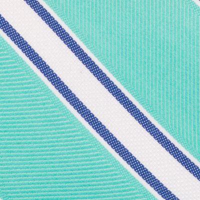Young Men: Nautica Accessories: Mint Nautica Welch Stripe Tie