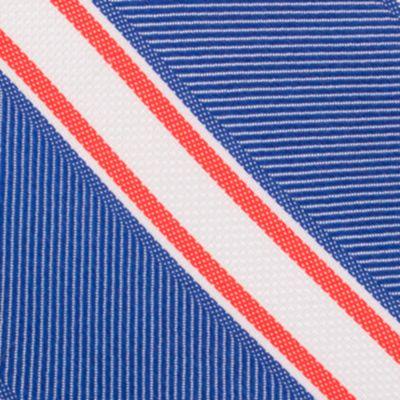Young Men: Nautica Accessories: Blue Nautica Welch Stripe Tie