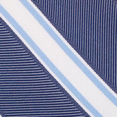Young Men: Nautica Accessories: Navy Nautica Welch Stripe Tie