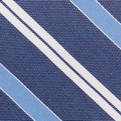 Young Men: Nautica Accessories: Navy Nautica Rogers Stripe Tie