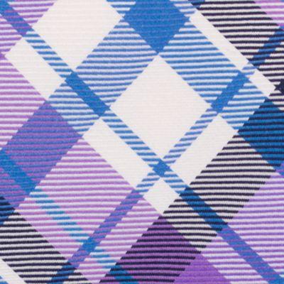 Young Men: Nautica Accessories: Purple Nautica Camotes Plaid Tie