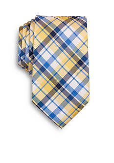 Nautica Camotes Plaid Tie