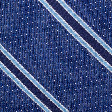 Young Men: Nautica Accessories: Navy Nautica Oman Stripe Tie