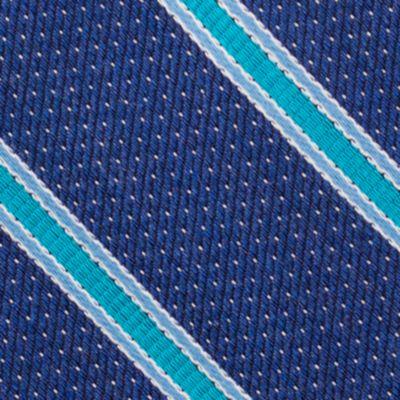 Young Men: Nautica Accessories: Aqua Nautica Oman Stripe Tie