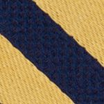 Gifts For Him: Gifts Under $50: Yellow Nautica Windfall Stripe Tie