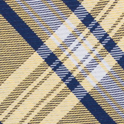 Young Men: Nautica Accessories: Yellow Nautica Piirissaar Plaid Tie