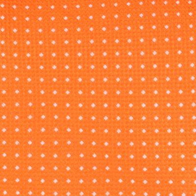 Young Men: Nautica Accessories: Orange Nautica Tjorn Dot Tie