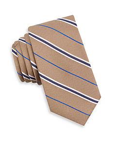 Nautica Front Stripe Tie