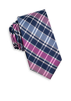 Nautica Norway Plaid Tie