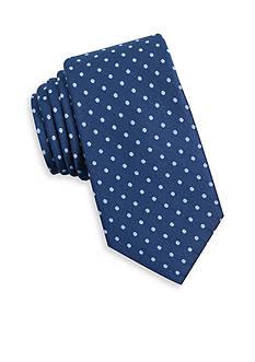 Nautica Pinewood Dot Tie