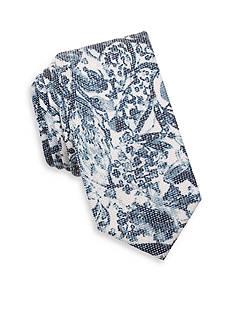 Nautica Quinn Floral Tie