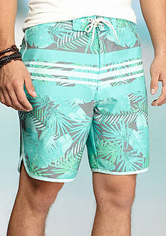 Chip & Pepper® CALIFORNIA Tropical Vintage Board Shorts