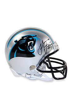 Steiner Sports Thomas Davis Signed Carolina Panthers Mini Helmet