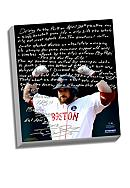 Steiner Sports Jonny Gomes's Facsimile Boston