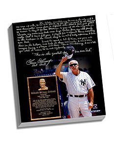 Steiner Sports Goose Gossage's Goose Gossage Day Story Canvas