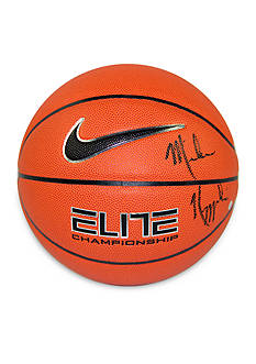 Steiner Sports Mike Krzyzewski Signed Nike Elite Basketball