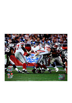 Steiner Sports Eli Manning Super Bowl XLII Horizontal 8X10 Photo