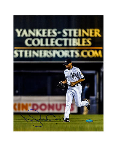 Steiner Sports New York Yankees Mariano Rivera Signed Entering The Game 11x14 Photo