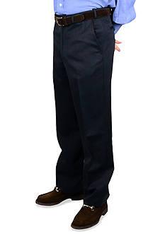 BERLE Gabardine Waistband Trouser