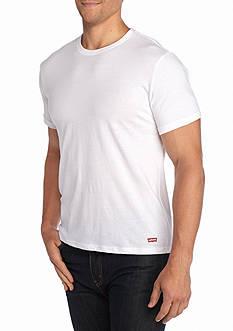 Levi's Cotton Crew Neck T-Shirt - 3 Pack