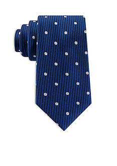Eagle Textured Ground Dot Tie
