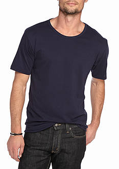 Ocean Current Short Sleeve Long Tee