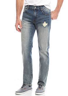 Red Camel® Original Straight Leg Stretch Fit Jeans