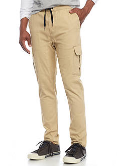 Hollywood The Jean People Cargo Jogger Pants