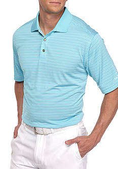 PEBBLE BEACH™ Classic-Fit Lodge Stripe Performance Golf Polo Shirt