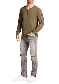 WILLIAM RAST™ Maverick Henley Shirt
