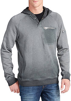 WILLIAM RAST™ Mistier French Terry Pocket Hoodie