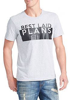 WILLIAM RAST™ Best Laid Plans Graphic Tee