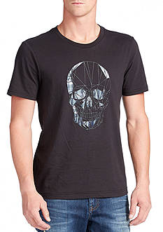 WILLIAM RAST™ Skull Head Graphic Tee