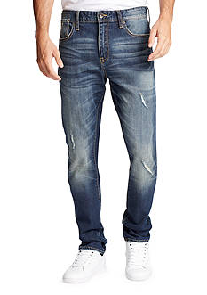 WILLIAM RAST™ Memphis Relaxed Fit Tapered Leg Jeans