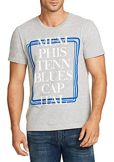 WILLIAM RAST™ Short Sleeve Memphis Blues Graphic Tee