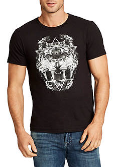WILLIAM RAST™ Short Sleeve Owl Lion Graphic Tee