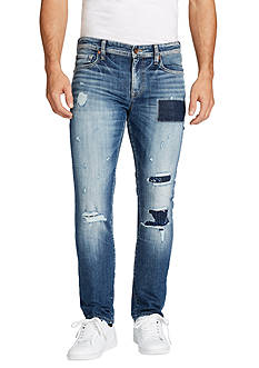 WILLIAM RAST™ Dean Slim Straight Fit Jeans